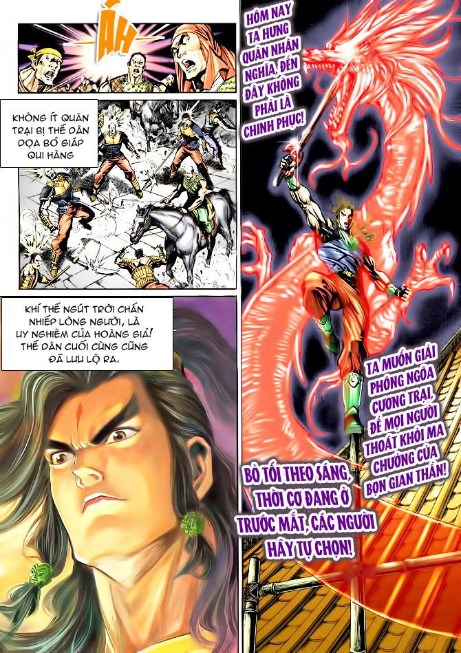 Đại Đường Uy Long chapter 44 trang 18
