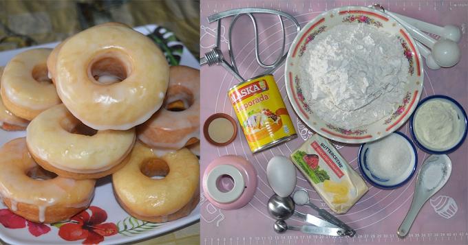 Quick and Easy homemade donuts by Miho Kanai | City Servants