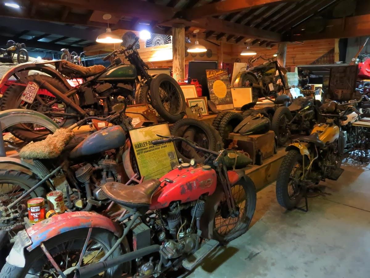 Oddbike oddbike usa tour part iv wheeling through time - American motorbike garage ...