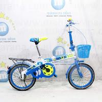 16 kouan sepeda lipat anak