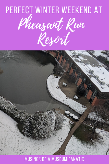 Perfect Winter Weekend at Pheasant Run Resort