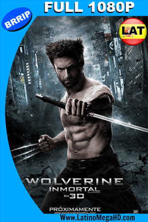 Wolverine Inmortal (2013) Latino Full HD 1080P ()