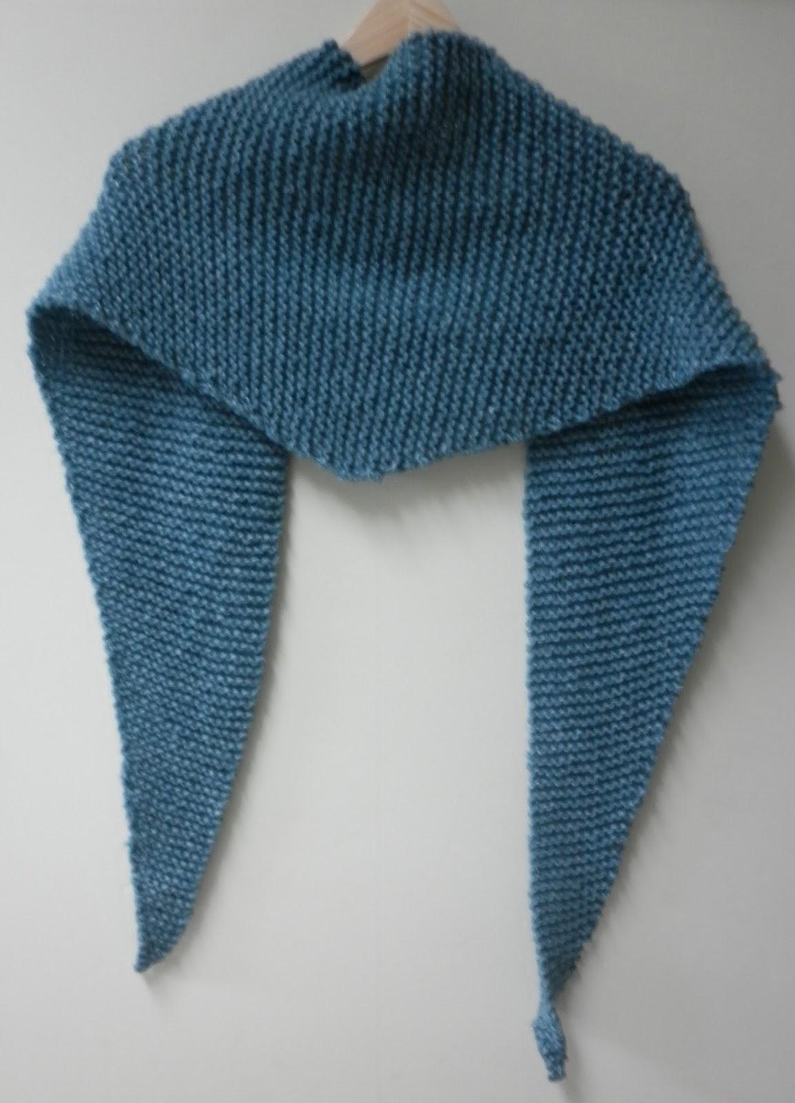 Haak Maar Aan Baktus Sjaal