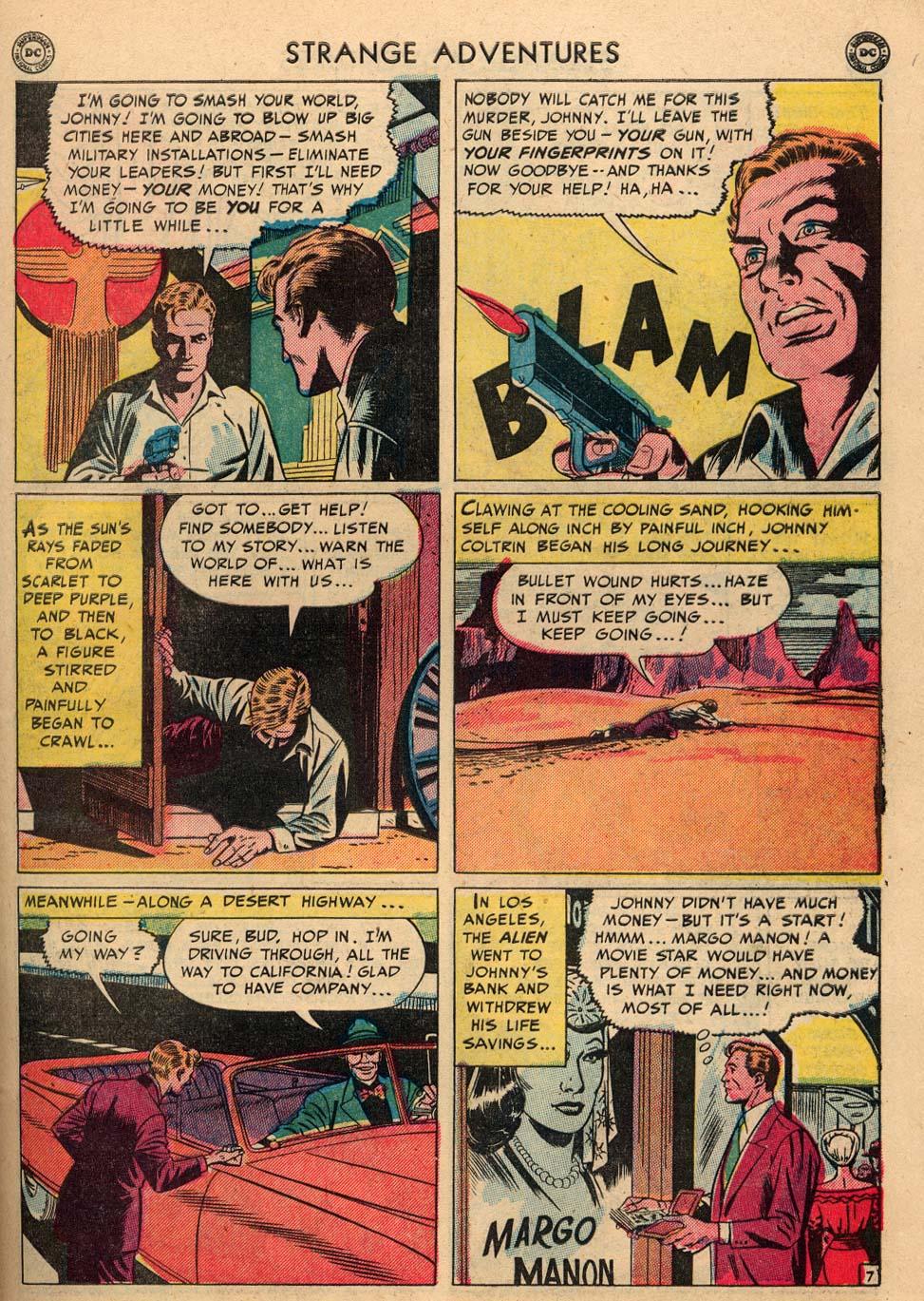 Strange Adventures (1950) issue 3 - Page 45