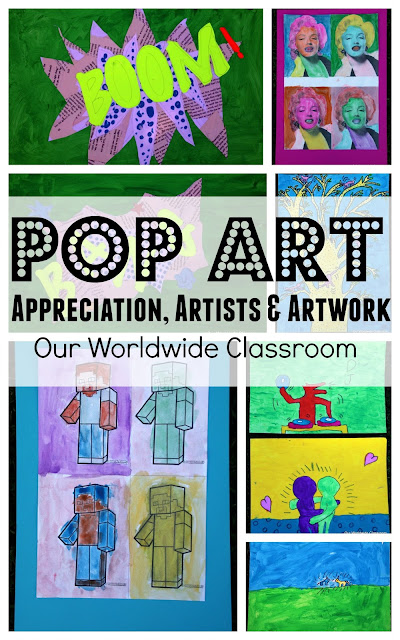 Pop Art Lessons For Kids