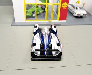 1/64 Toyota TS030 Hybrid  Le Mans