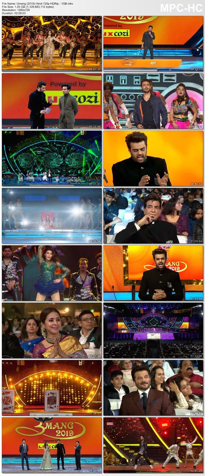 Screen Shoot of Umang (2019) Hindi TV Show 480p WEB-HDRip – 450MB