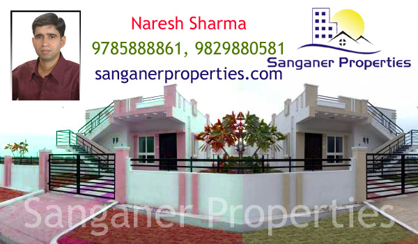 3 BHK Independent House Mansarovar in Sanganer