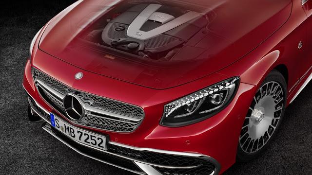 Mercedes Maybach S650 Cabriolet con un potente V12