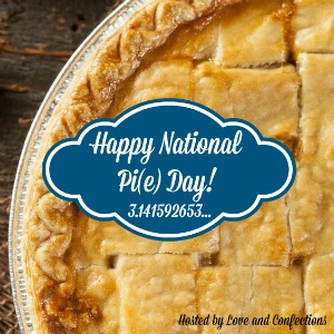 National Pi(e) Day 2015
