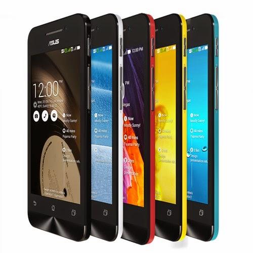 Spesifikasi Dan Harga Baru Asus Zenfone 4 A400CG-1B192ID - 8 GB