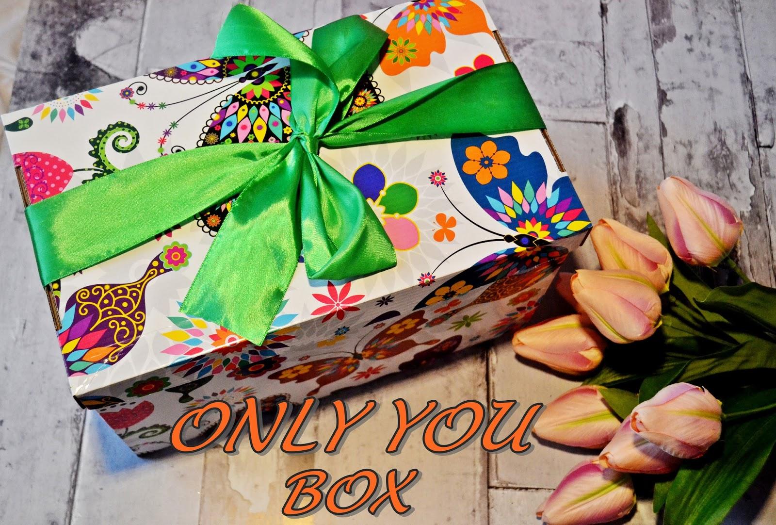 ONLY YOU BOX EDYCJA II - Rozkwitnij wiosną!
