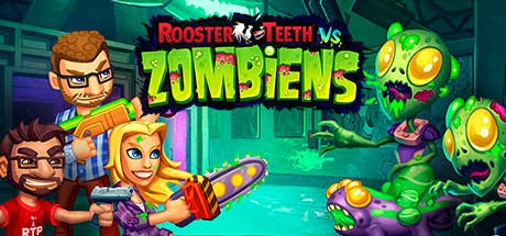 Rooster Teeth vs Zombiens PC Full
