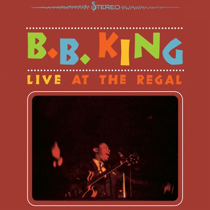 B.B. King - Live At the Regal [iTunes Plus AAC M4A]