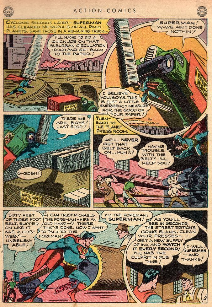 Action Comics (1938) 90 Page 5