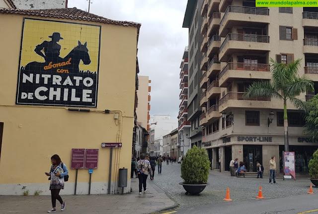 El Ayuntamiento desbloquea la obra de rehabilitación del cartel Nitrato de Chile