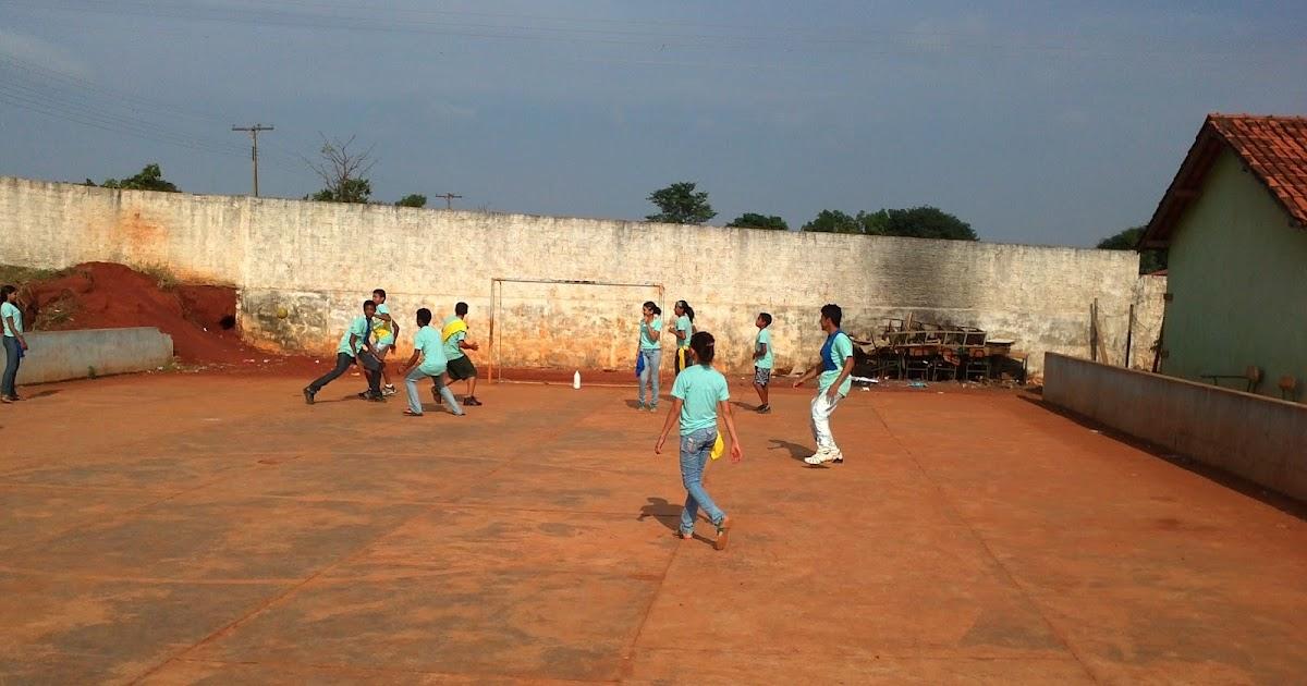 Educação Física Escolar  Projeto Jogos Internos 3e321cf24e4a6