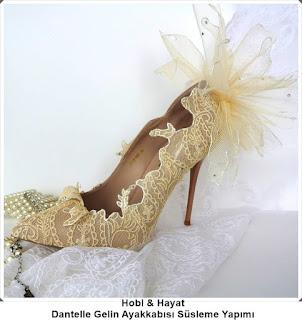 Ayakkabı Süsleme - Ayakkabı Modelleri 5