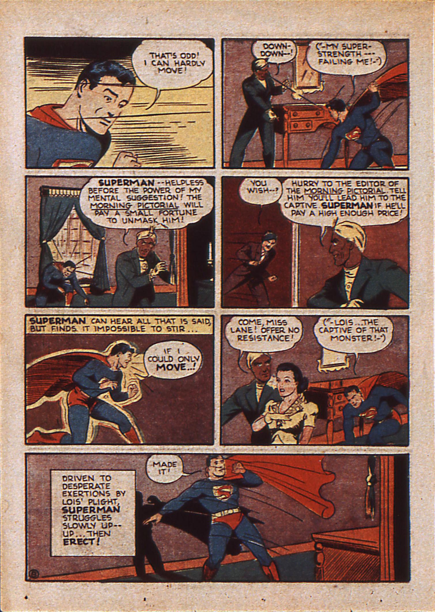 Action Comics (1938) 25 Page 10