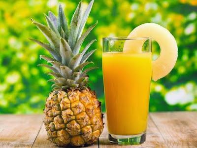 Enam Manfaat Hebat Minum Air Nanas Di Pagi Hari Bagi Kesehatan