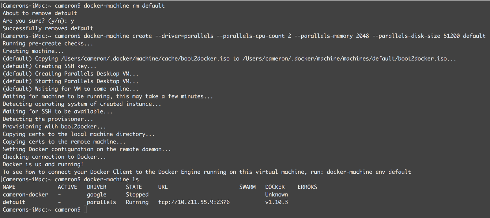 GNU Octave via Docker & X11 | Taggart Software