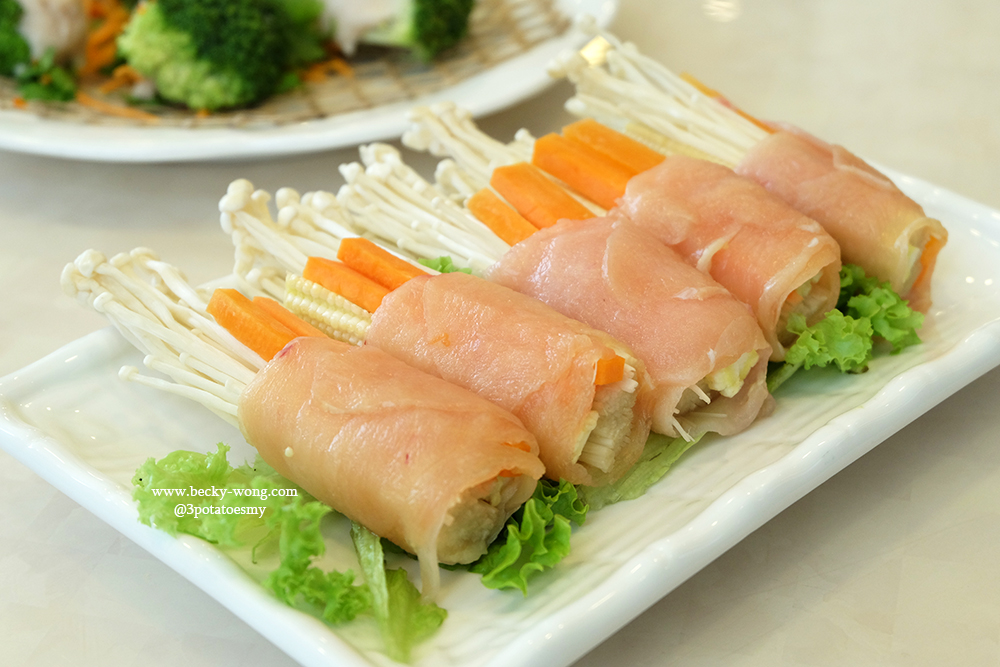 Kungfu Steam Seafood 蒸功夫: Finger-licking Delicious Fresh Seafood!! | Becky-Wong