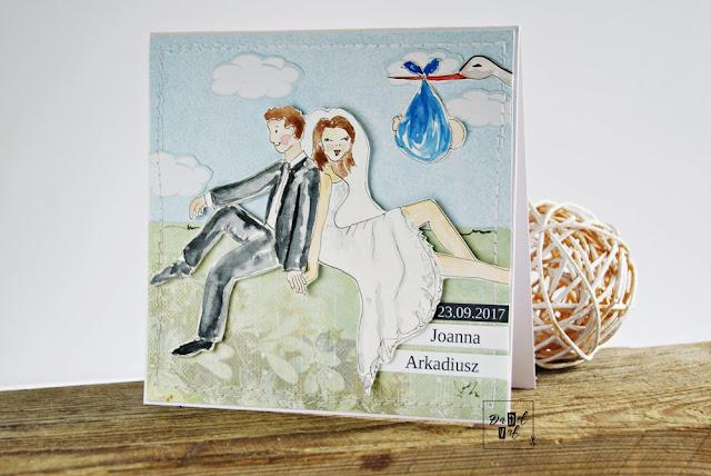 1611. Ślubnie na łące
