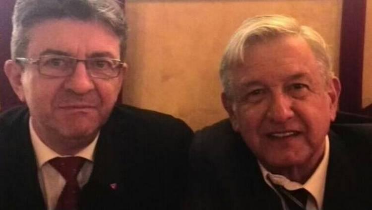 """""""Se acerca el resurgimiento de una gran nación"""": Líder francés dedica palabras a AMLO"""