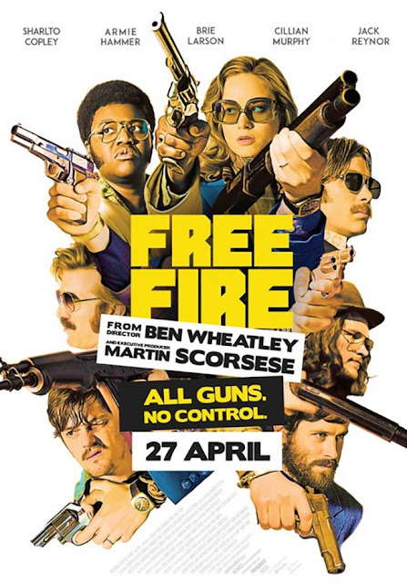 Free Fire (2017) ταινιες online seires oipeirates greek subs