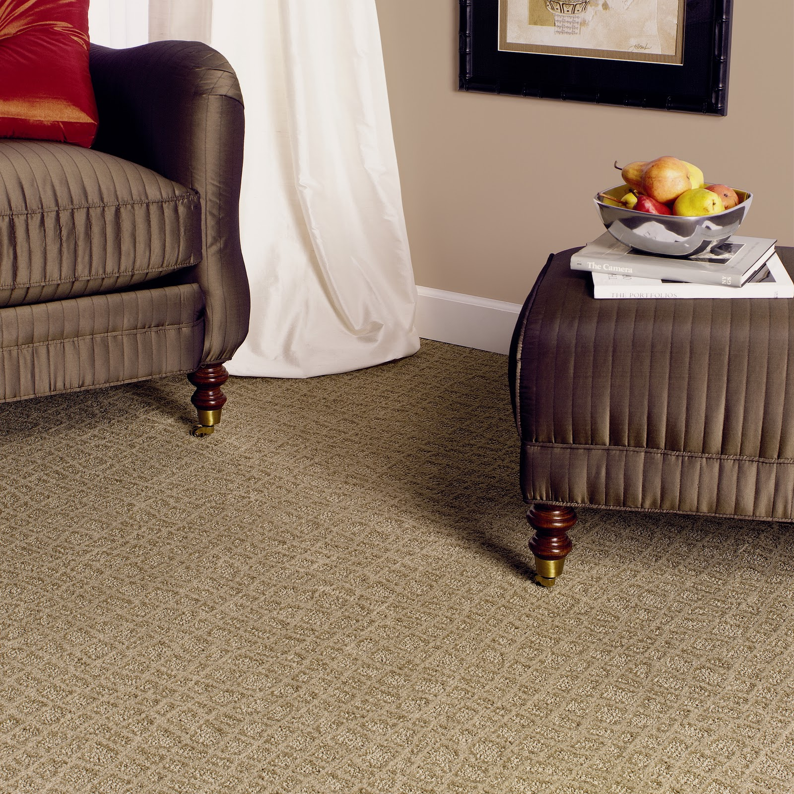 Discount flooring vs. high quality affordable carpet