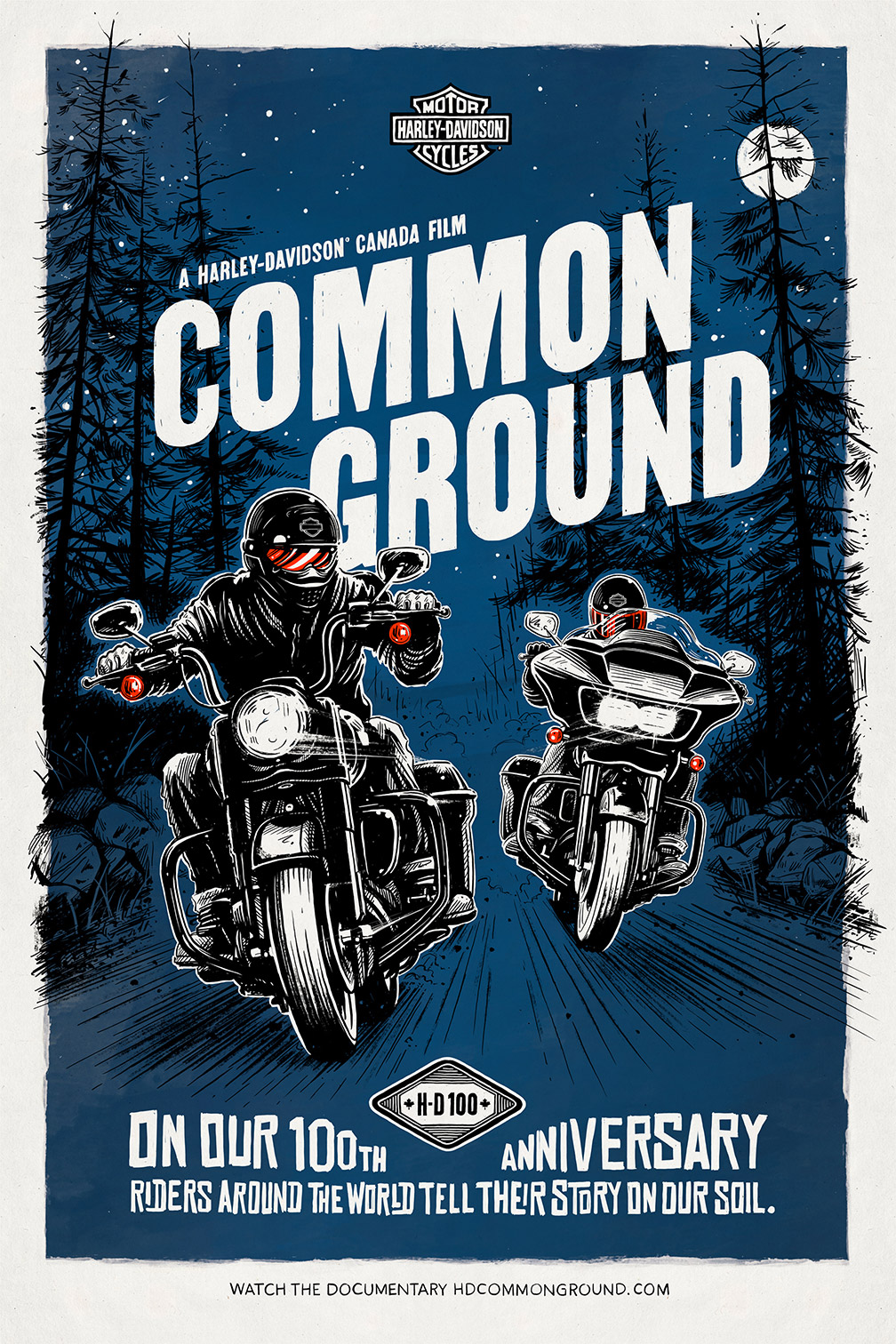 Harley-Davidson Paves New Ground with Online Docu-Series and ...