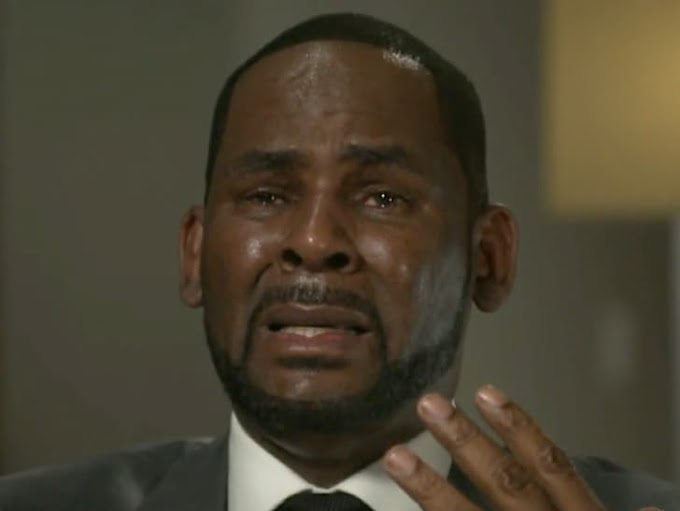 Video: 'This is not me!' R. Kelly tearfully denies sex abuse charges