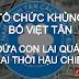 Bộ mặt thật của tổ chức khủng bố Việt Tân!