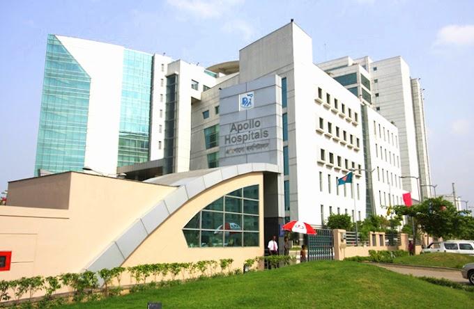 Apollo Hospitals Dhaka hiring charge, staff nurses