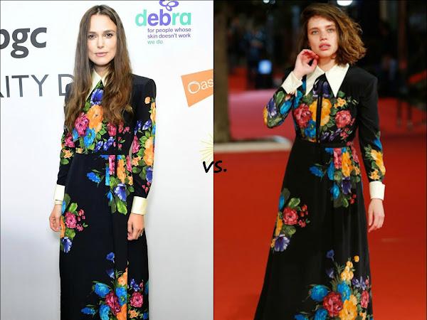 👗Keira Knightley vs Bruna Linzmeyer