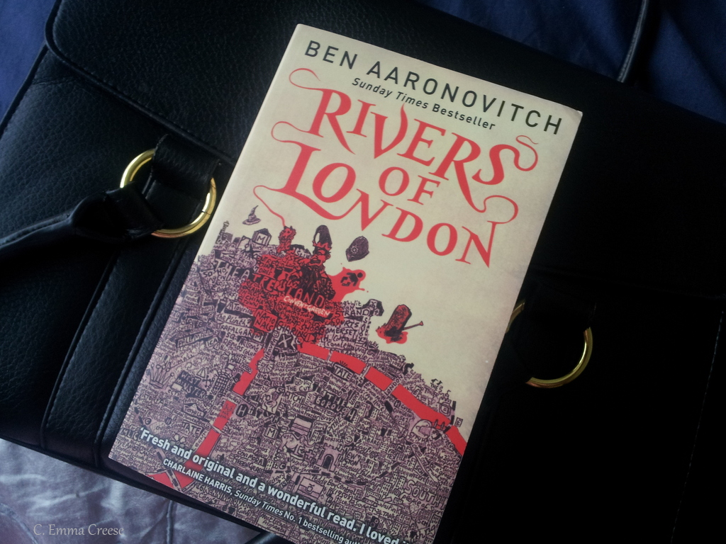 Rivers of London – Reading Recommendation