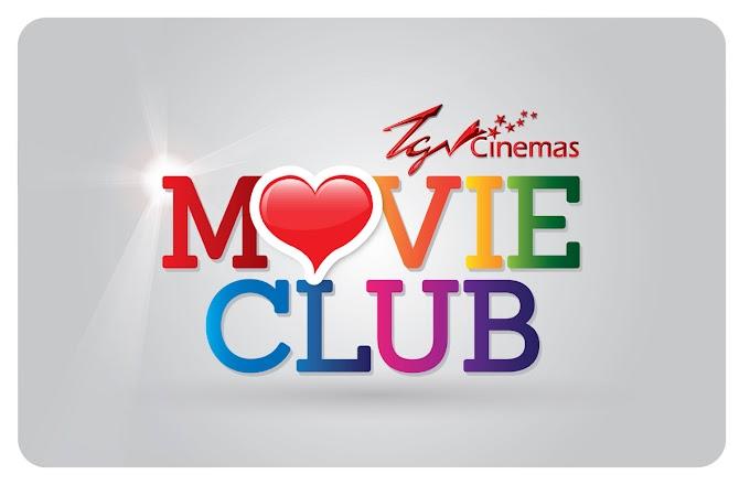 PRODUCT REVIEW : TGV MOVIE CLUB MEMBER