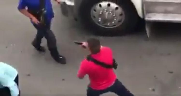 VIDEO: Se desata balacera en Iztapalapa