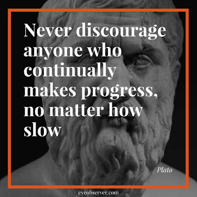 Progress Quotes - Plato