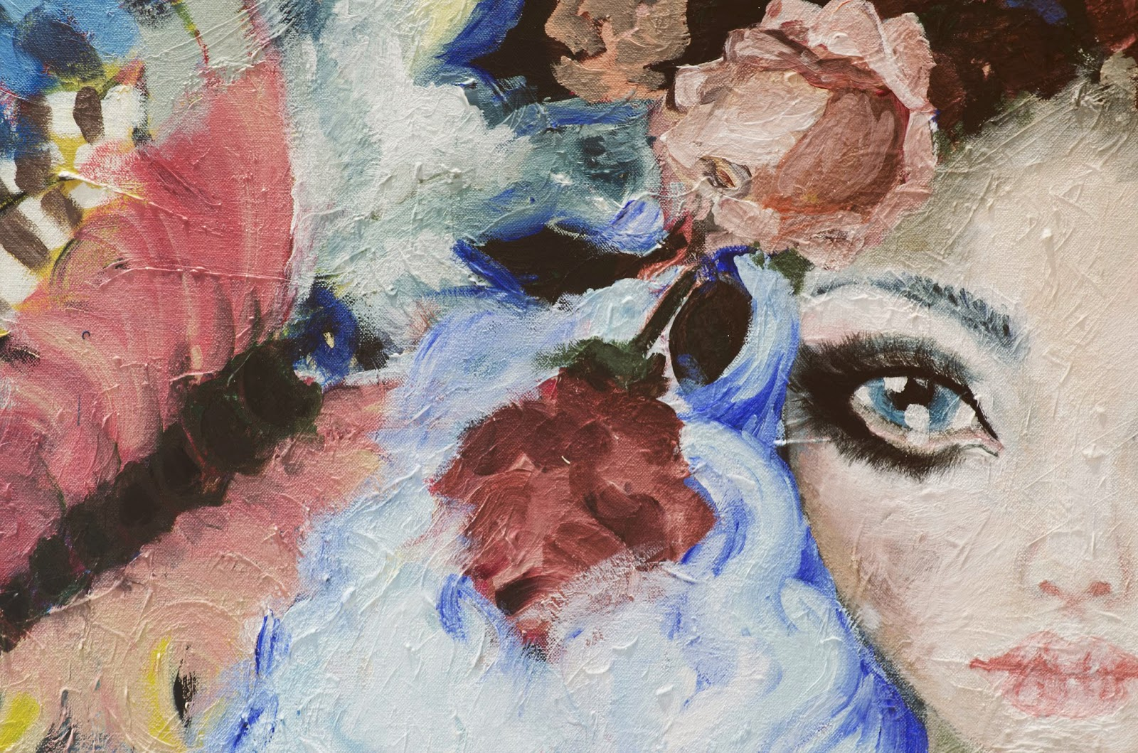 arte moderno cuadros de mujeres