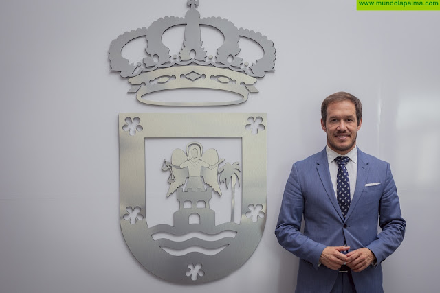 El Cabildo de La Palma y la Fundación DISA se unen para la compra de equipos de protección individual