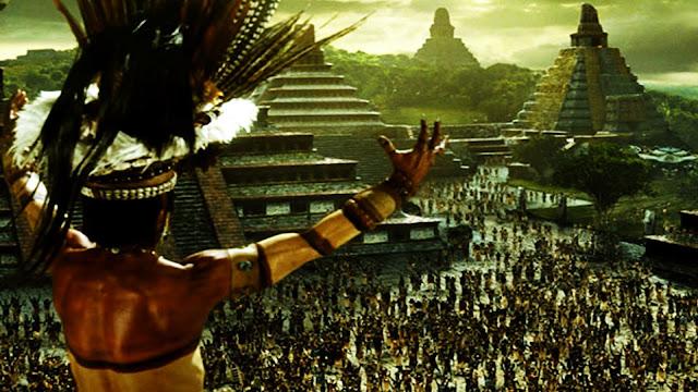 إنهيار حضارة المايا