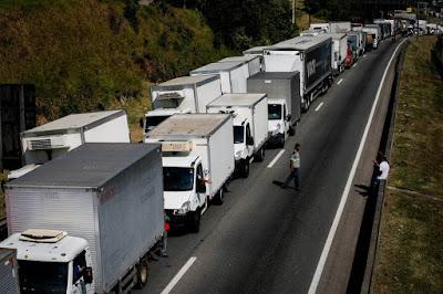 Transporte caro pode anular recuo no diesel
