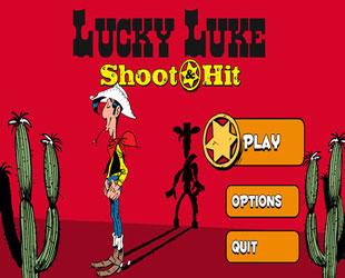Lucky Luke Shoot & Hit for PC Full Version