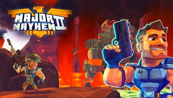 Download Game Major Mayhem 2 Mod Apk Versi 108
