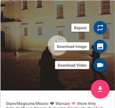 Как скачать фото и видео с Инстаграм на телефон или ...