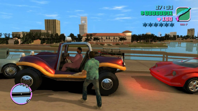 GTA Vice City Mobile Java Game - Download for free on PHONEKY