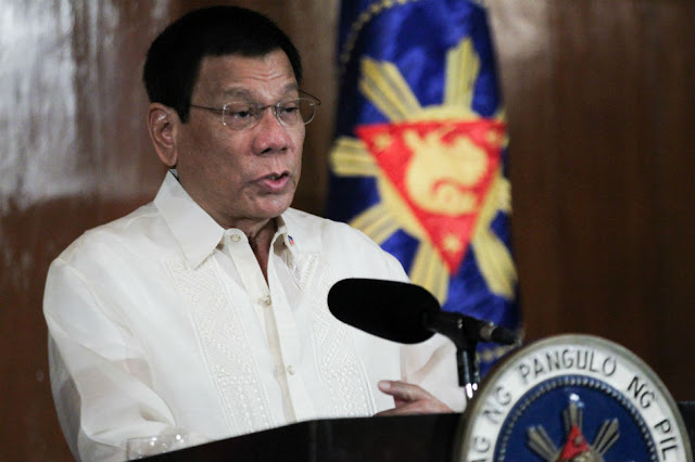 Pres. Rody warns another bombing may happen
