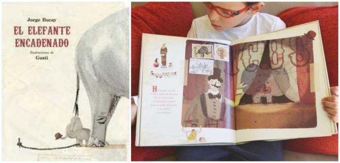 cuento aumentar autoestima infantil: el elefante encadenado