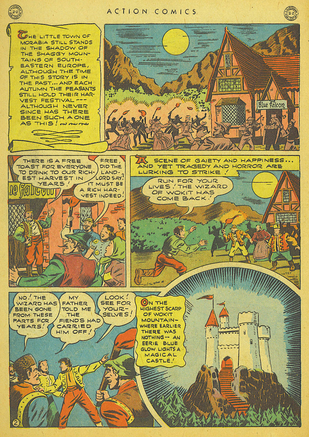 Read online Action Comics (1938) comic -  Issue #86 - 4